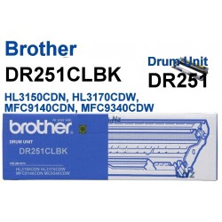Brother DR251CLBK Black Drum Unit