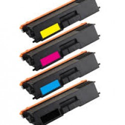 Brother TN348 Toner Cartridge BK+C+M+Y