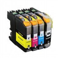 Brother MFCJ4620DW Ink Cartridge LC--233 ink Cartridges Compatible