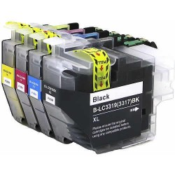Brother LC3319XL ink cartridge BK+C+M+Y