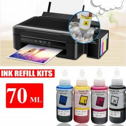 Epson Ink Refill 70ml or 100ml Tonerink Brand