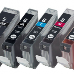 Canon PGI5 CLI8 Ink Cartridge