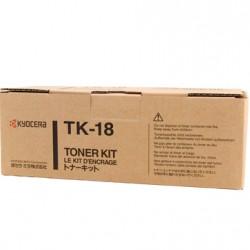 Kyocera FS-1020D / 1118MFP Toner Cartridge - 7,200 pages @ 5%