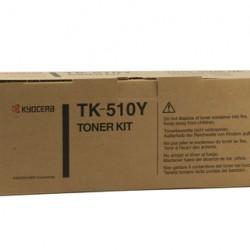 Kyocera FS-C5020N / 5025N / 5030N Yellow Toner Cartridge - 8,000 pages