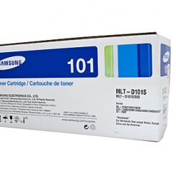 Samsung ML-TD101S Black Toner Cartridge - 1,500 pages