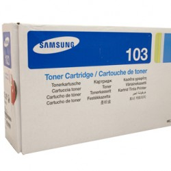 Samsung ML-TD103S Black Toner Cartridge - 1,500 pages