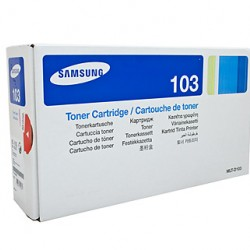 Samsung ML-TD103S Black Toner Cartridge High Yield - 2,500 pages