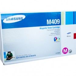 Samsung CLP-310 / CLP-315 / CLX-3170 / CLX-3175 Magenta Toner Cartridge - 1,000 pages @ 5%