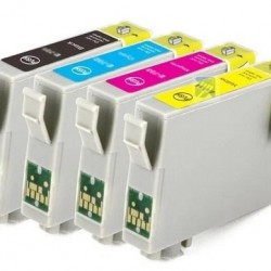 Epson 73N Ink Cartridges BK/C/M/Y