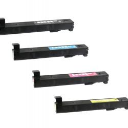 HP 827A Toner Cartridge CF300A / CF301A / CF302A / CF303A Tonerink Brand