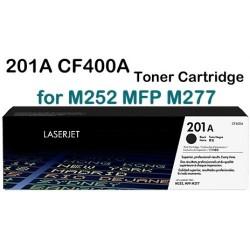 HP 201A CF400A Black Toner Cartridge Tonerink Brand Compatible