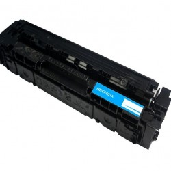 201X Compatible Yield Cyan Toner (CF401X) for HP