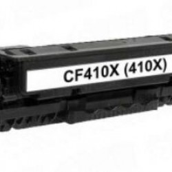 410X Compatible HP High Yield Black Toner (CF410X) Low Cost