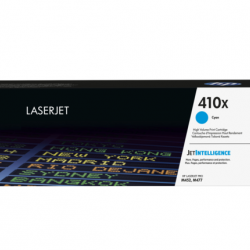 HP 410X CF411X High Yield Cyan Toner Cartridge