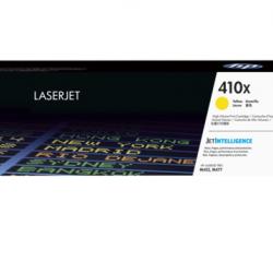 HP 410X CF412X High Yield Yellow Toner Cartridge