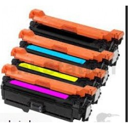 HP 507A full set toner for HP CE400A/CE400X MFP M551 M570 M575