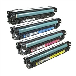 HP 651A CE340A CE341A CE342A CE343A Toner Cartridge