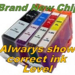 HP 564XL Compatible Ink Cartridge2BK+C+Y+M