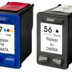 HP56 XL + HP57XL  Compatible  Ink Cartridge