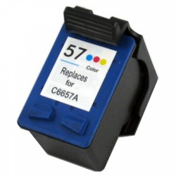 HP 57 XL TriColor Compatible  Ink Cartridge