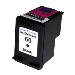 HP 60XL HP60 XL HP 60 BK/Col ink Cartridges Comp.