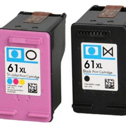HP 61XL /HP61 XL Tri-Colour Ink Cartridge Compatible