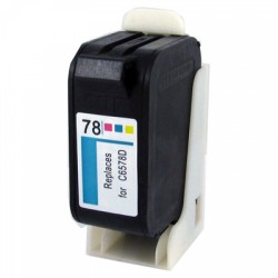 HP 78 Tri-Colour Ink Cartridge