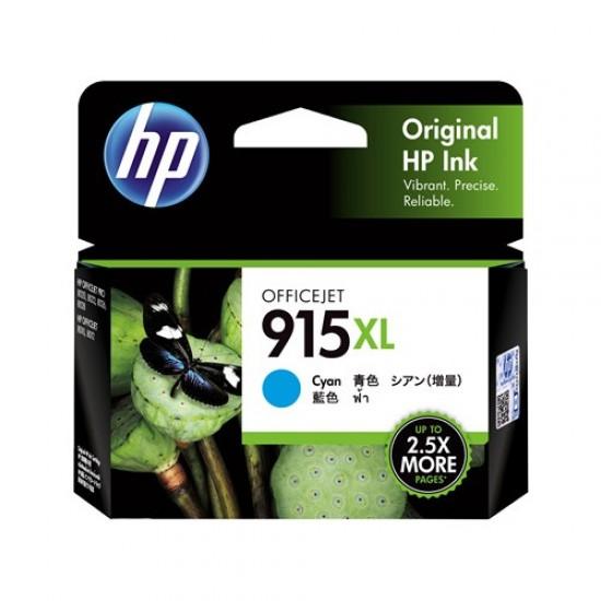Genuine HP 915XL Black Ink Cartridge - 3YM22AA High Yield