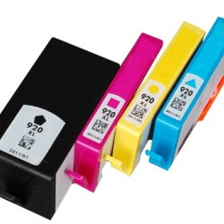 HP 920 XL ink cartridge BK+C+M+Y