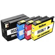 HP OfficeJet Pro 7740 Wide Format ink Cartridge 955XL HP955XL Black or Colour