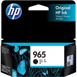 Genuine HP 965 Black Inkjet Cartridge 3JA80AA
