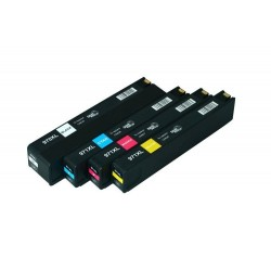 Compatible HP 970 971 XL Ink Cartridge Free Ship CN625AA New Chips