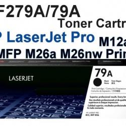 HP LaserJet Pro M12 M26 Toner Cartridge 79A / CF279A