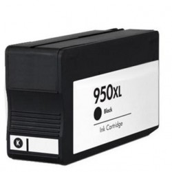 Compatible HP 950XL 950 XL Black Ink Cartridge